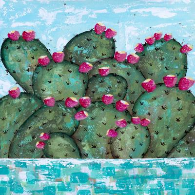 DiaNoche Designs Artist | Sue Allemand - A Prickly Nature