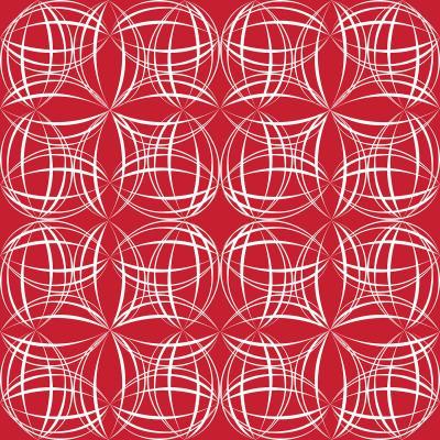 DiaNoche Designs Artist   Sue Brown - Coco Lime Red