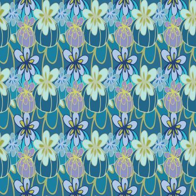 DiaNoche Designs Artist   Sue Brown - Gervay Garden 3