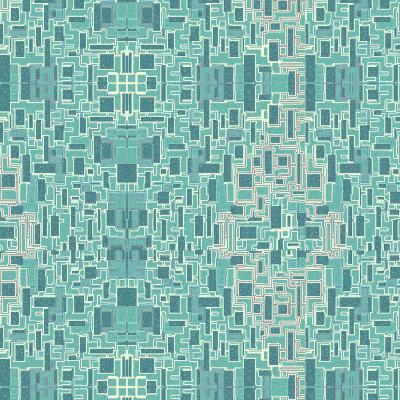 DiaNoche Designs Artist | Susie Kunzelman - Aqua Tech