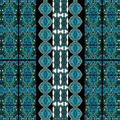 DiaNoche Designs Artist | Susie Kunzelman - Blue Bonnet II