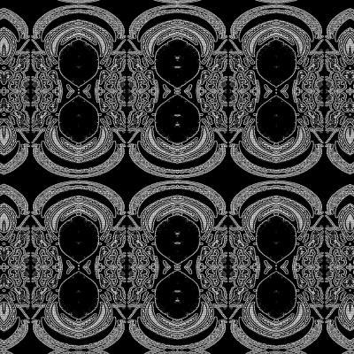 DiaNoche Designs Artist | Susie Kunzelman - Black Drape