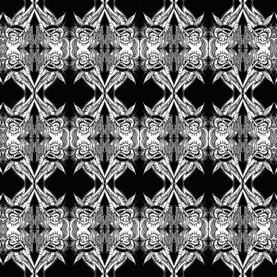 DiaNoche Designs Artist | Susie Kunzelman - Black Swag