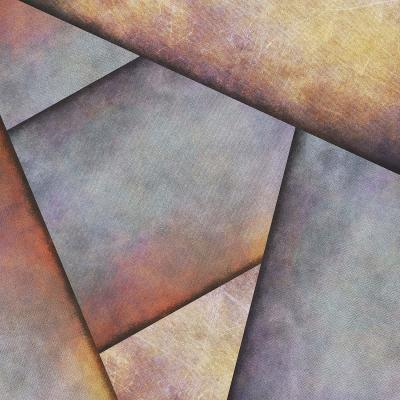 DiaNoche Designs Artist | Sylvia Cook - Abstract Brown Grey