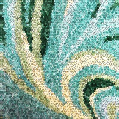 DiaNoche Designs Artist | Sylvia Cook - Mosaic Swirl