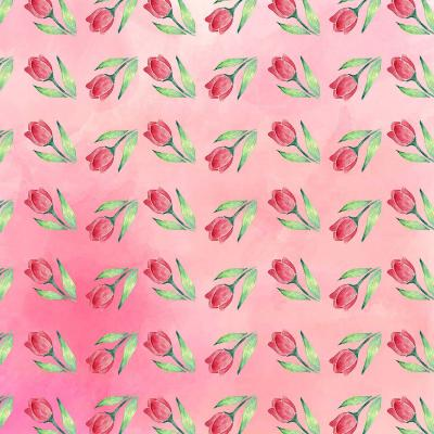DiaNoche Designs Artist | Sylvia Cook - Pink Tulips