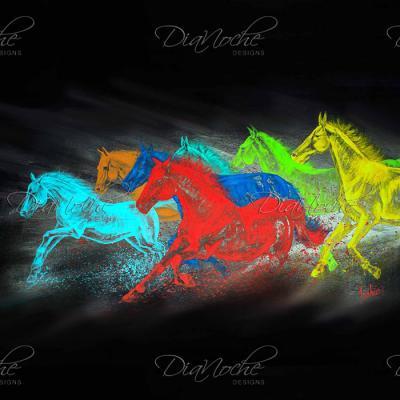 DiaNoche Designs Artist   Teshia - Born to Be Wild I