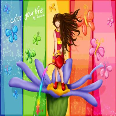 DiaNoche Designs Artist | Tooshtoosh - Color your Life