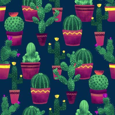 DiaNoche Designs Artist | Noonday Design - Cacti