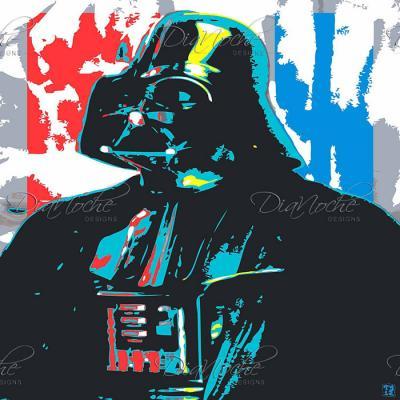 DiaNoche Designs Artist | Ty Jeter - Darth Vader