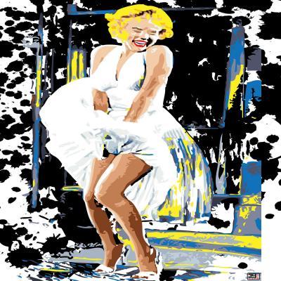 DiaNoche Designs Artist | Ty Jeter - Marilyn Monroe