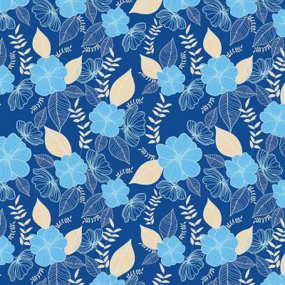 DiaNoche Designs Artist | Yasmin Dadabhoy - Flower Vine 3