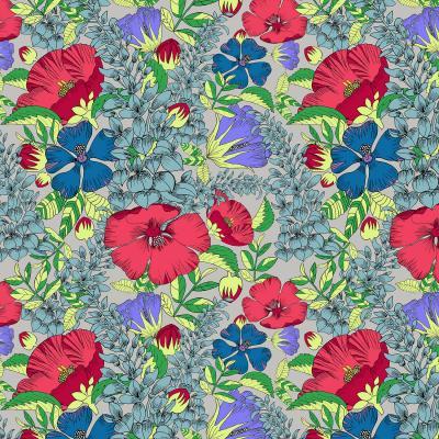 DiaNoche Designs Artist | Yasmin Dadabhoy - Botanical 1