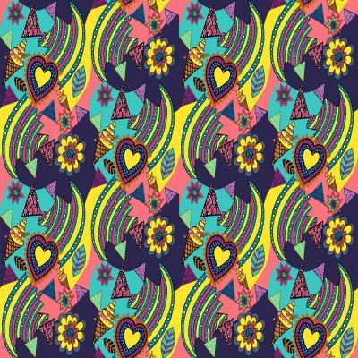 DiaNoche Designs Artist | Yasmin Dadabhoy - Pops Art 1
