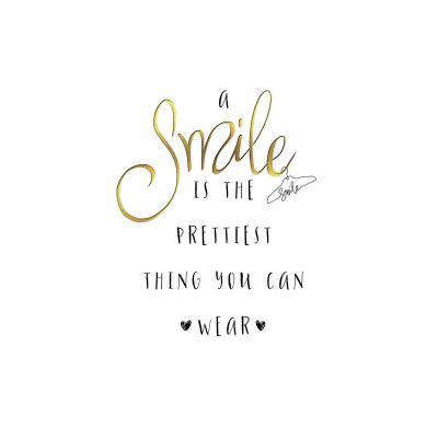 DiaNoche Designs Artist | Zara Martina - A Smile Gold