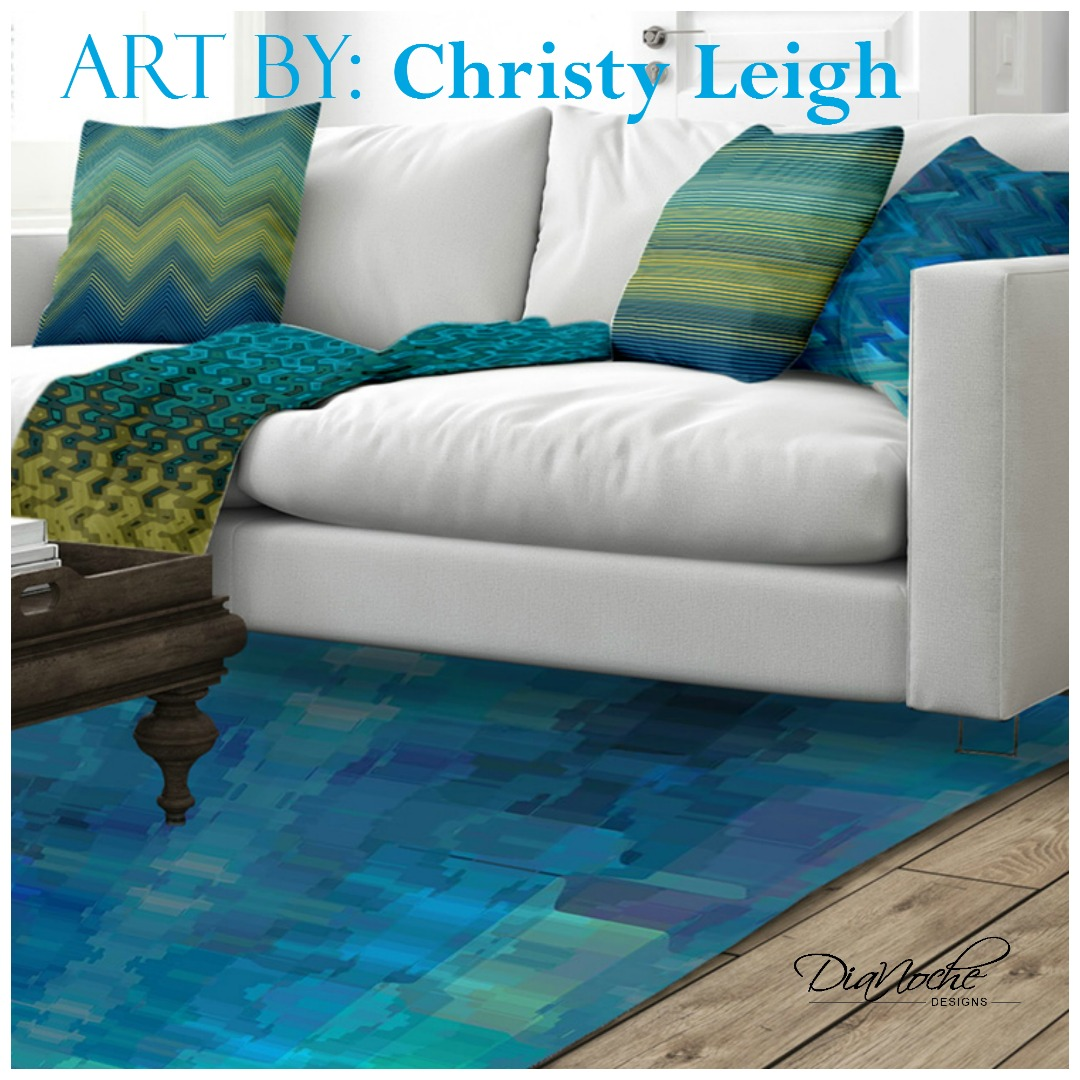 DiaNoche Designs Featured Artist: Christy Leigh
