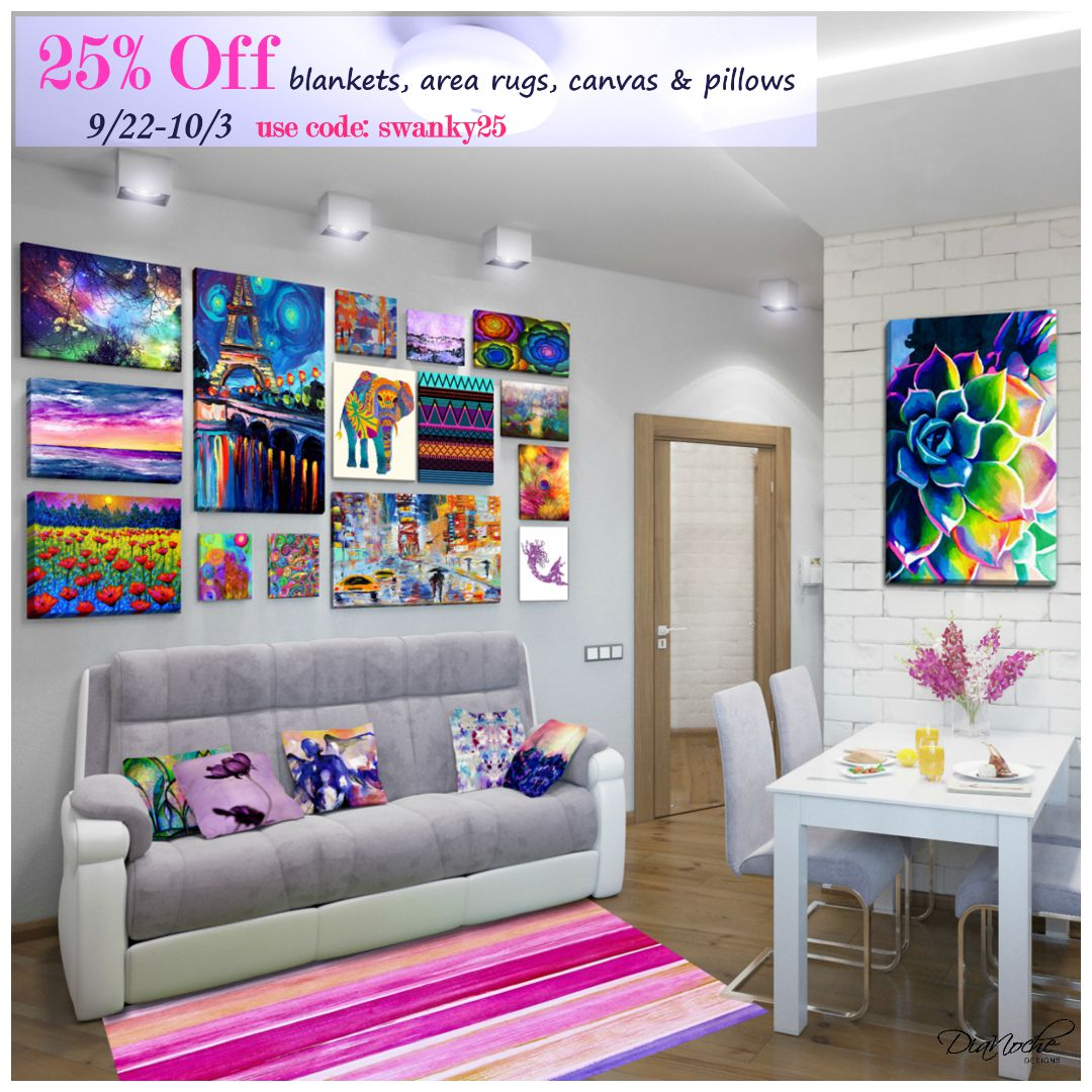 Swanky Small Space Sale
