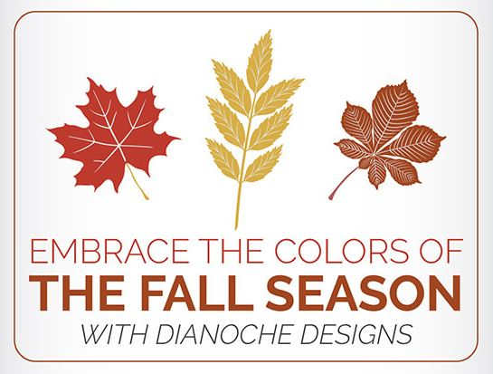 embrace colors of fall