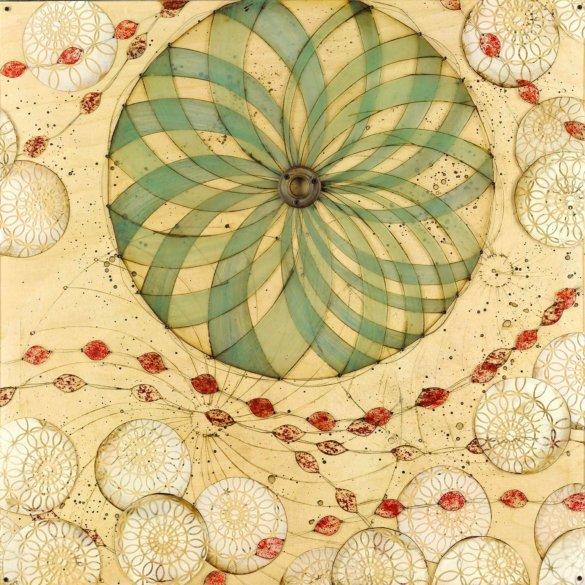 DiaNoche Designs Artist Paper Mosaic