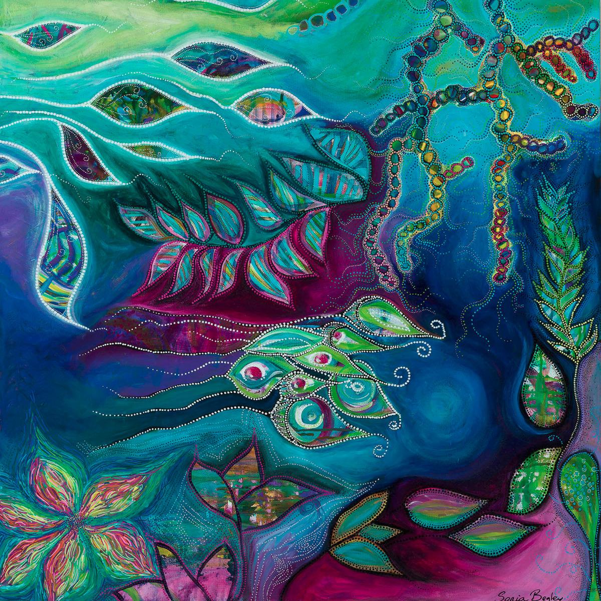 DiaNoche Designs Artist Sonia Begley