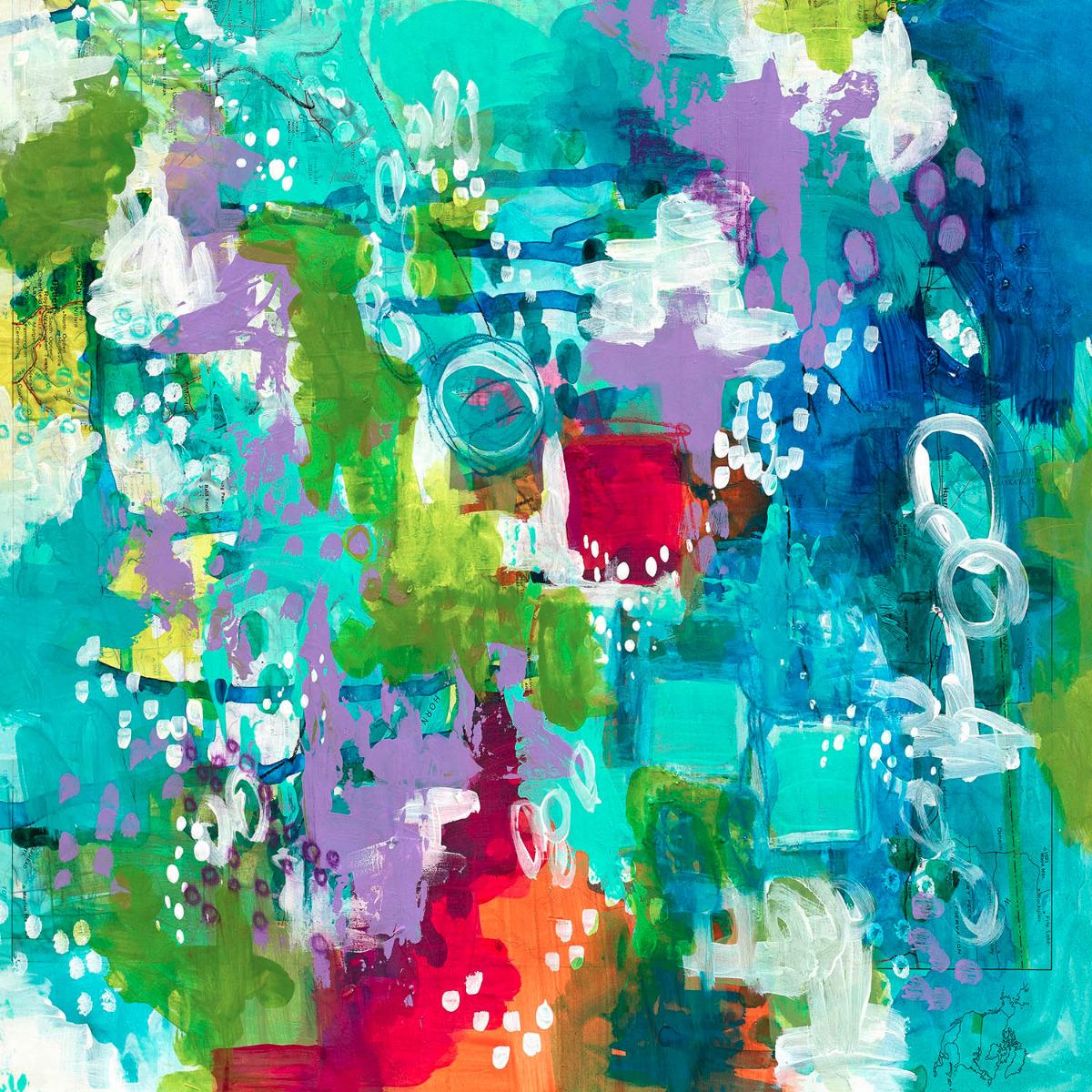 DiaNoche Designs Artist Sue Allemand