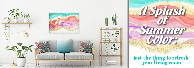 Unique Living Room Decor Blankets, Area Rugs